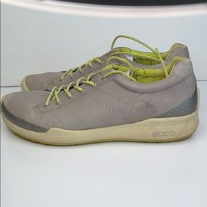 Ecco golf shoes biom natural motion Yak leather